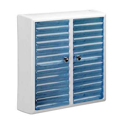 Comprar Muebles de baño color azul 2