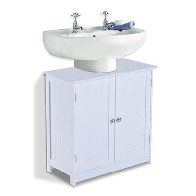 Comprar Muebles de baño adaptable a lavabo con pie 2