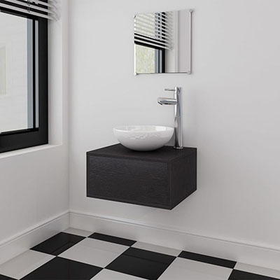 Comprar Muebles de baño color negro 2
