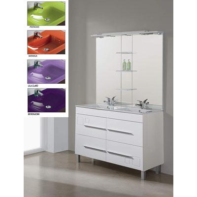 Comprar Muebles de baño 120 cm 3