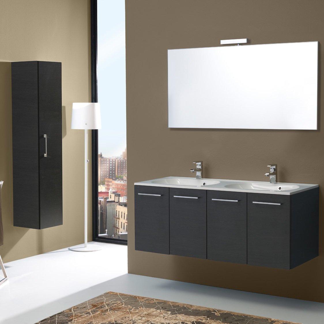 Comprar Muebles de baño doble lavabo