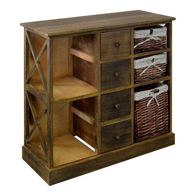 Comprar Muebles de baño color marrón - verde 2