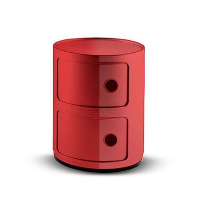 Comprar Muebles de baño color rojo 3