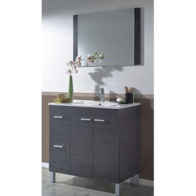 Comprar Muebles de baño color gris 2