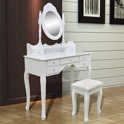 Comprar Muebles de baño estilo isabelino 3