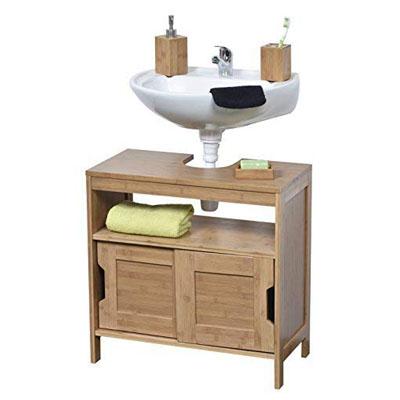 Comprar Muebles de baño color beige 3