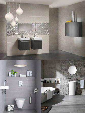 Mueble color gris