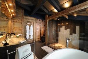 baños acogedores