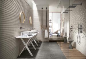 cuarto de baño acogedor