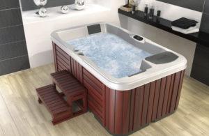 cuarto de baño estilo spa