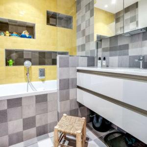 muebles cuarto de baño familiar