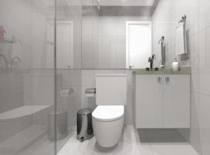 cuarto de baño estudio