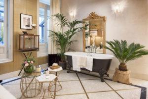 plantas cuarto de baño