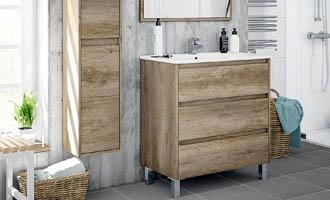 Comprar muebles de baño por estilos online