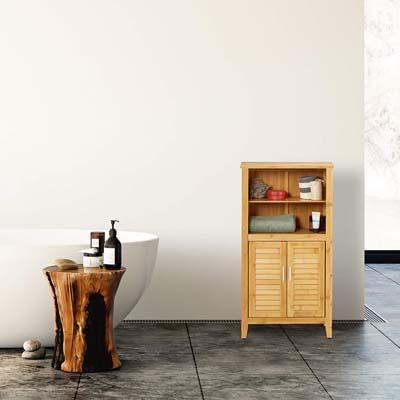 Muebles de baño de madera 3