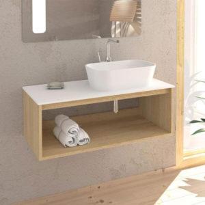 consejos para elegir el material de muebles de cuarto de baño