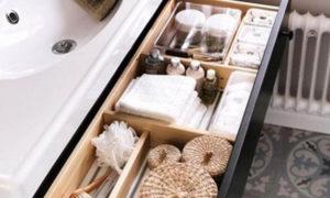 7 Consejos para mantener el baño ordenado