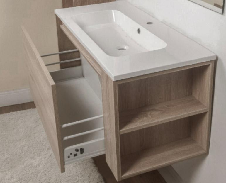 consejos muebles de cuarto de baño con cajones o puertas