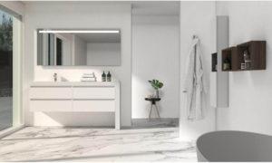 Encontrar el mejor mueble de baño en función del espacio disponible