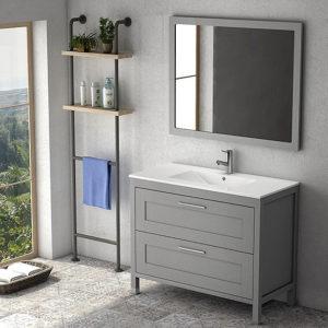 consejos para elegir bien un mueble de baño con patas