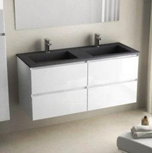 tienda online de muebles de baño de doble lavabo