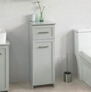 almacenamiento auxiliar cuarto de baño