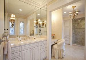 iluminación mueble de baño