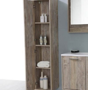 mueble columna cuarto de baño