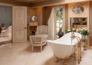 ¿Qué es un mueble de baño vintage?