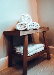 Qué madera usar para un mueble de baño